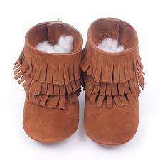Moccasins Online Get Cheap Fringe Moccasin Boots Aliexpress Com Alibaba Group