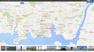 G00gle Maps A Visual Tour Of The New Google Maps Omg Chrome