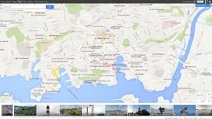 wallpaper google maps a visual tour of the new google maps omg chrome