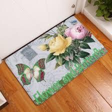 Floral Bathroom Rugs Discount Floral Bath Rugs 2017 Floral Bath Rugs On Sale At