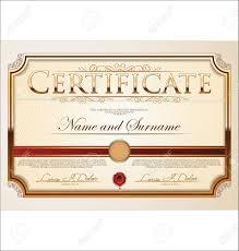 certificate borders vector it resume free editable certificate