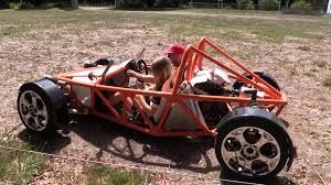 cool kit car space frame youtube