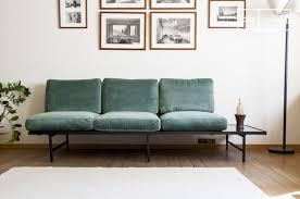 canapé en canapé vintage pib