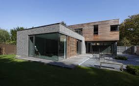 maison en bois interieur maison en bois moderne de maison en bois design une moderne avec