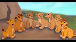 lion king royal cubs