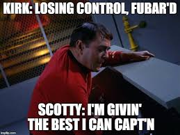 Scotty Meme - scotty more power imgflip