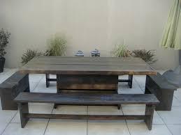 8 Foot Sofa Table M O D E R N R U S T