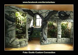 Wohnzimmer M El Poco Terrarium Wasserfall Bauen Ideen