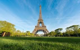 eifel tower eiffel tower to turn red in new paint job