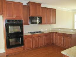 Maple Cognac Kitchen Cabinets Edgarpoenet - Cognac kitchen cabinets