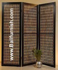room partition bamboo wood room partition screen dividers from