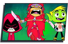 official teen titans games u0026 cartoons
