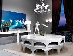 Emejing Dining Room Furniture Modern Images Room Design Ideas - Modern design dining table