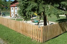 Fencing Ideas For Small Gardens Wonderful Design Small Garden Fence Ideas Gardening Design