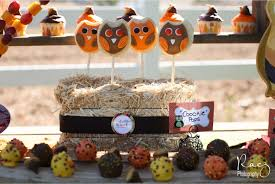 kids thanksgiving desserts autumn party for kids celebrations at home