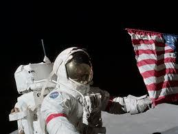 Seeking Zalukaj President Is Sending Nasa Back To The Moon The Two Way Npr