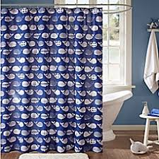 Navy And Pink Curtains Kids Shower Curtains Bed Bath U0026 Beyond