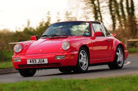 porsche 964 1989 porsche 964 carrera targa ultimate porsche 911 targa test