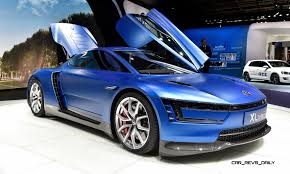 volkswagen supercar 2014 volkswagen xl sport concept makes one seriously bmw i8