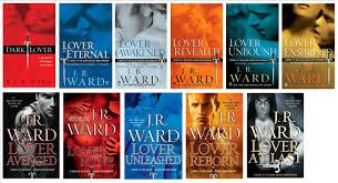 books j r ward black dagger brotherhood series