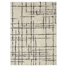 What Is A Tufted Rug Linear Shag Area Rug Nate Berkus Target