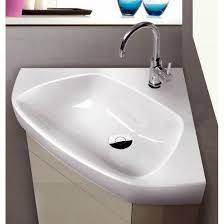 How To Change A Faucet In The Bathroom Best 25 Wall Mounted Sink Ideas On Pinterest Sinks For Small