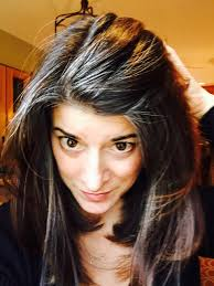 how to grow in gray hair with highlights 1 year growing out gray hair the silvers are sparkling now to