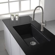 black faucet with stainless steel sink the undermount kitchen sinks for beautiful your kitchen decor