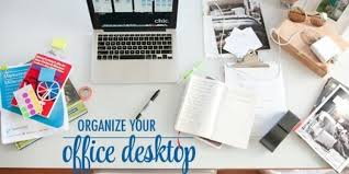 How To Organize Desk 6 Hacks To Organize Your Office Space Huffpost