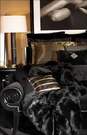 interiors fabulous gold accents living room black and gold table