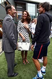kate attends her 1st wimbledon as royal patron