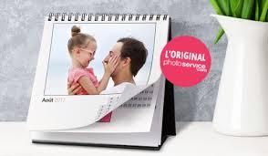 calendrier photo bureau calendrier de bureau luxe à personnaliser avec vos photos en ligne