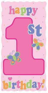 1st birthday 1st birthday fairy princess door sign child co uk toys