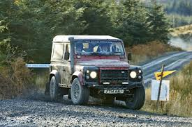 land rover bowler land rover defender challenge by bowler motorsport borders rally