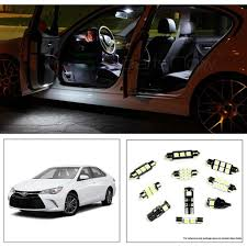 2015 Camry Interior 2012 2014 Toyota Camry Interior Led Lights Package