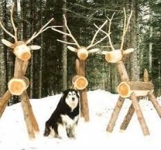 Outdoor Reindeer Decorations ‹ Decor Love