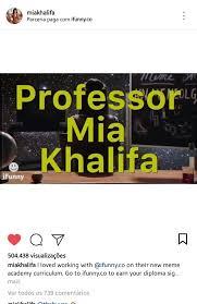 Ifunny Meme - mia khalifa fazendo propaganda pro ifunny meme by ulrichzitos