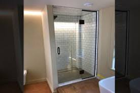 Shower Door Repair Service by Providence Glass And Mirror Glass Services Providence Ri