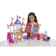 mlp wedding castle my pony princess palace playset toys