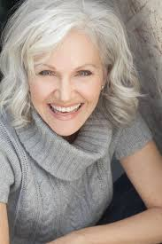 hairstyles for women over 50 grey wispy silver locks hairstyles for women over age 50 hair