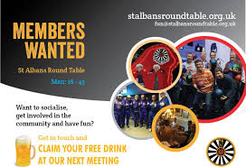members of the round table members wanted st albans round table
