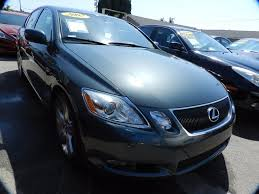 lexus gs 350 for sale used 2007 lexus gs 350 navigation sedan for sale in midway city ca