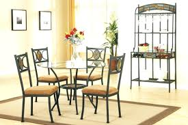 dining chairs black wrought iron dining chairs sale charming