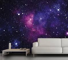 galaxy fleece wall mural 盪 gadget flow