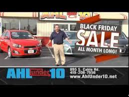 black friday car dealership ahl under 10 black friday sale november 2016 youtube