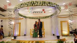 Wedding Backdrop Coimbatore Wedding Hall Decoration In Coimbatore Picture Tamil Actor Karthi