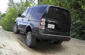 lr4 land rover off road suv review 2014 land rover lr4 driving