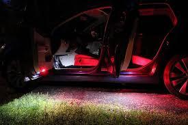 door warning puddle light led fits many volkswagen models