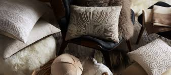 How To Decorate Living Room With Brown Leather Furniture Throw Blankets And Sofa Pillows Crate And Barrel