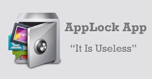 app locker android using android applock to protect your privacy it s useless